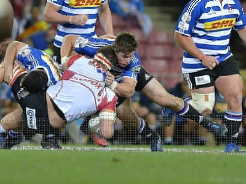 WP tackle Lions into submission