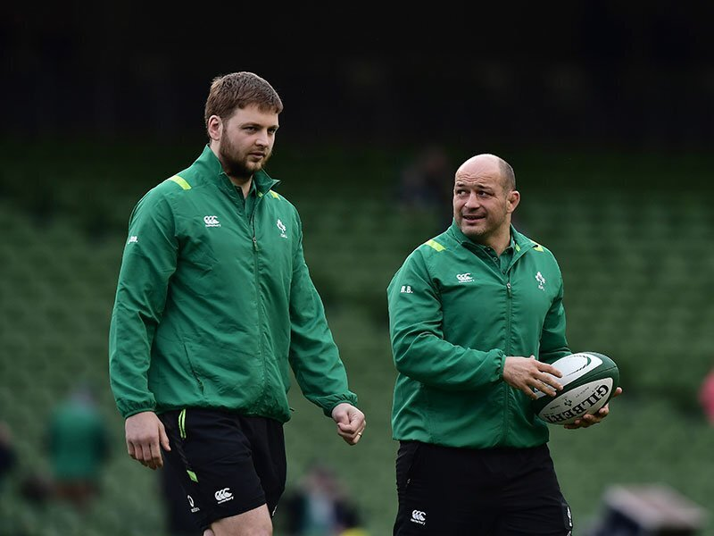 Ireland suffer Six Nations' blow
