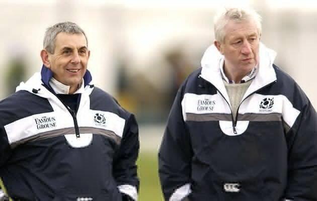 Telfer tells England off