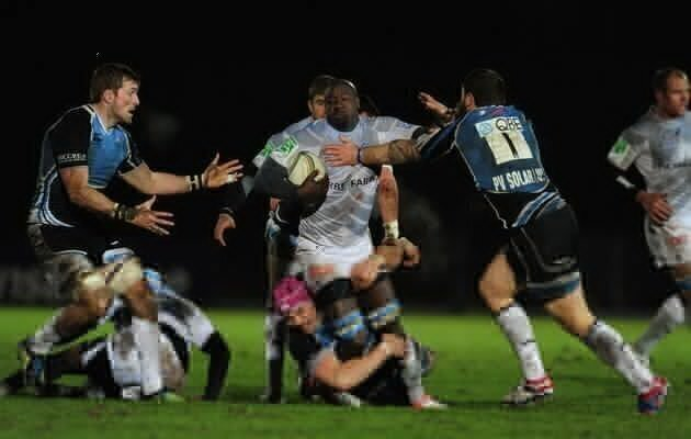 Eight-week ban for Castres flank