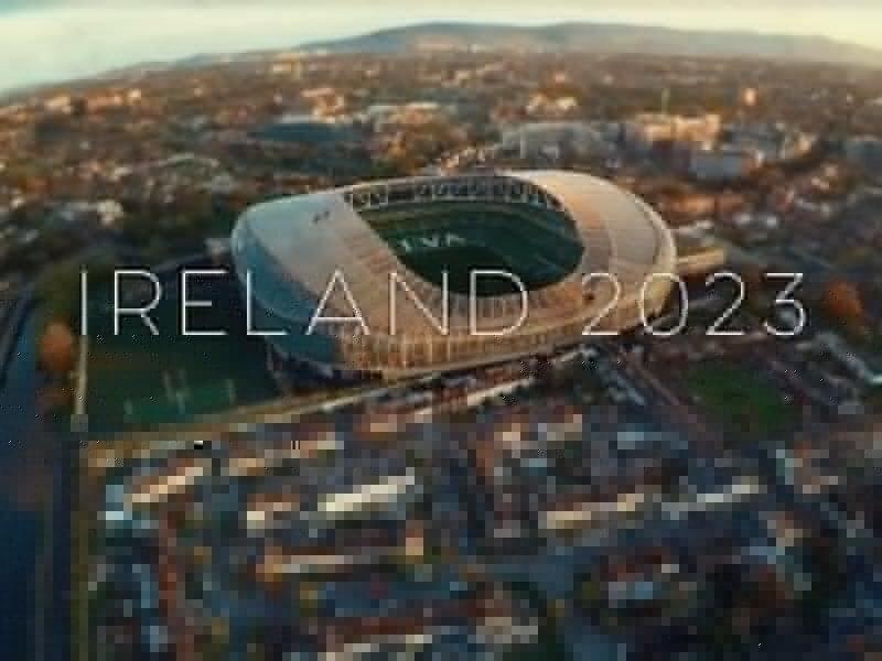 RWC 2023: State of play - Ireland