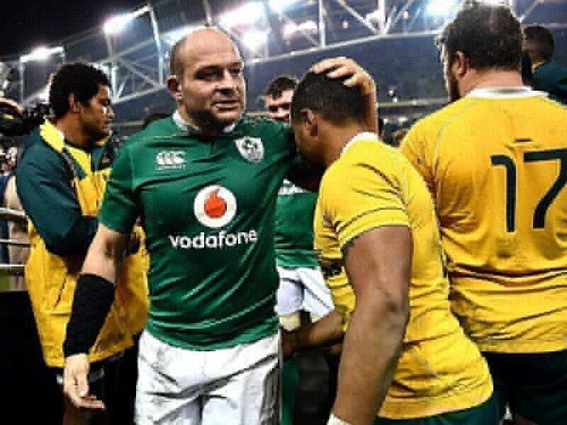 Wallabies and Ireland showdown