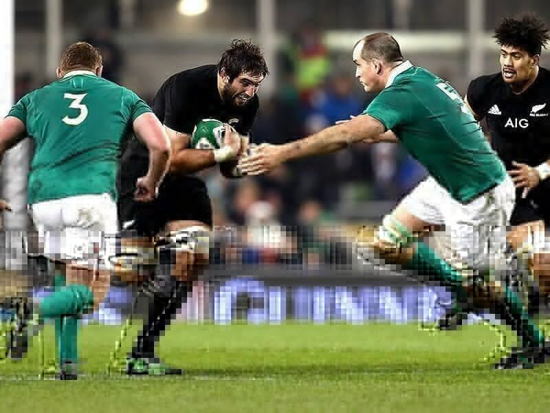 Forget England, Ireland v NZ is the Test of 2018