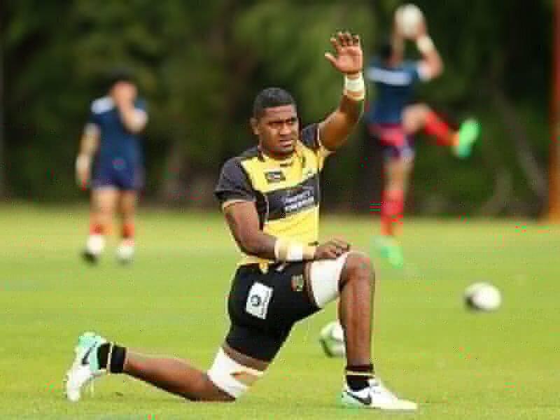 Big No.8 Naisarani joins Wallaby training camp