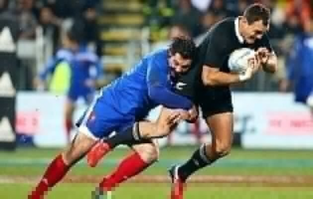 All Blacks rout hapless French