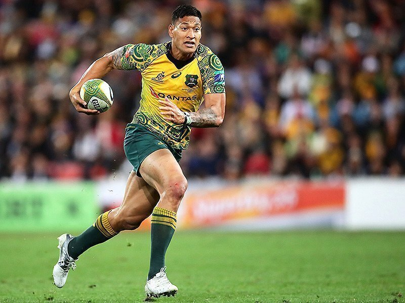 Folau says 'the persecuted are righteous'