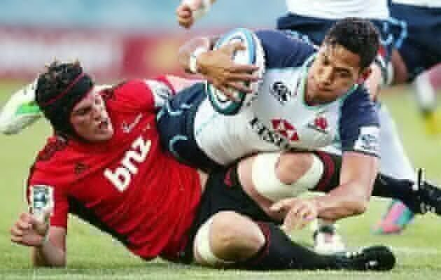 Tahs show attacking intent