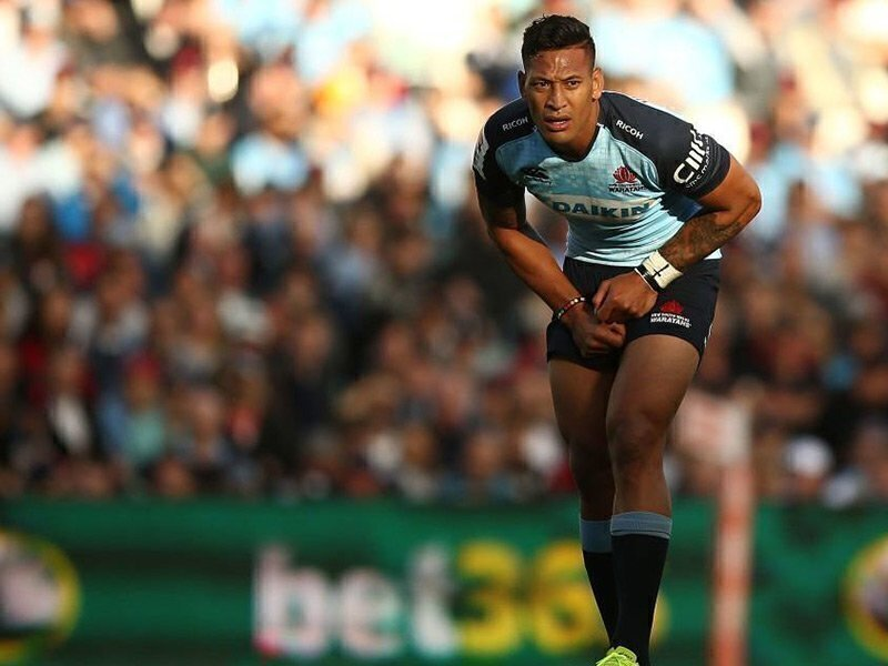 Sharks table massive deal for Folau