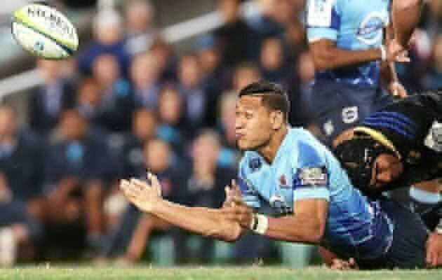 Lions to put big squeeze on Folau