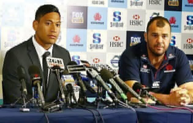Folau is ripe for the picking