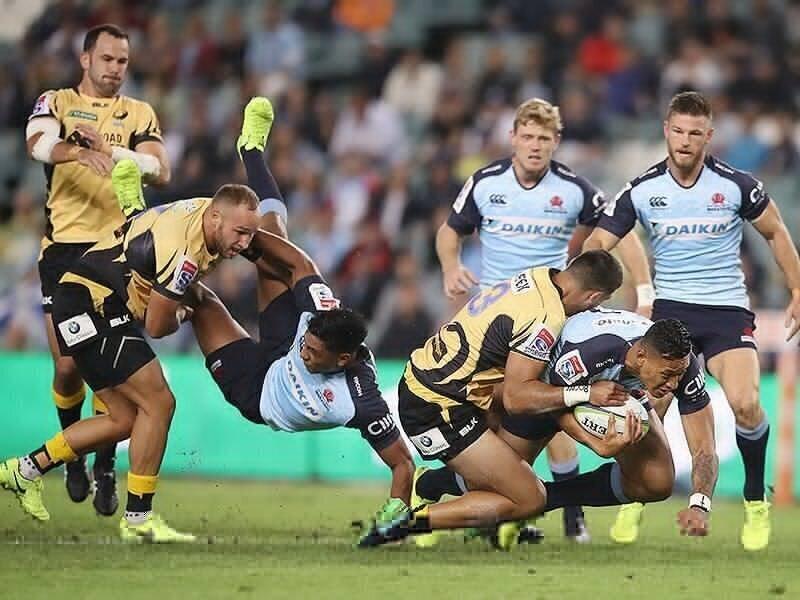 Tahs claim Aussie derby snore fest