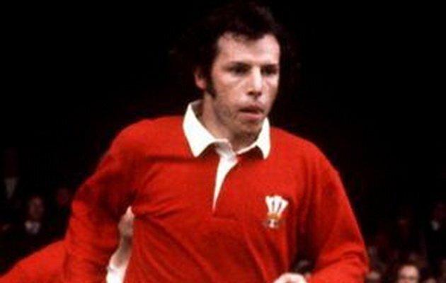 Welsh legend awarded MBE