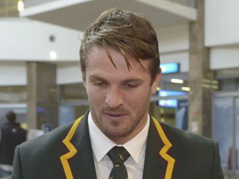 Kriel out for six months