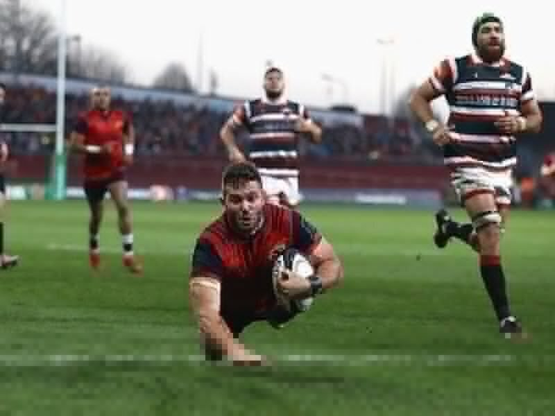 Munster's Bok joins Premiership club