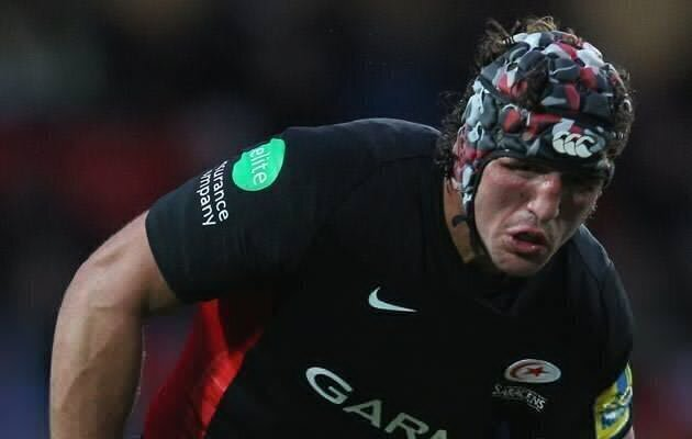 Burger extends Sarries stay