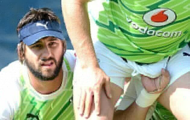 Potgieter stays true to the Blue