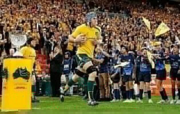 Wallaby captain cited