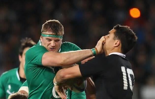 Irish lose star duo
