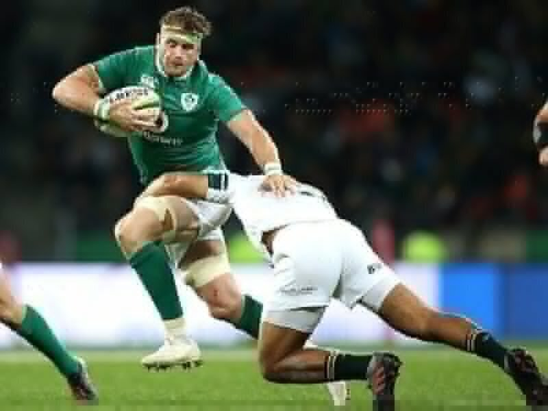 Heaslip signs on for 2019 World Cup