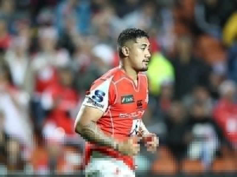 Sunwolves' Taulagi banned for five weeks