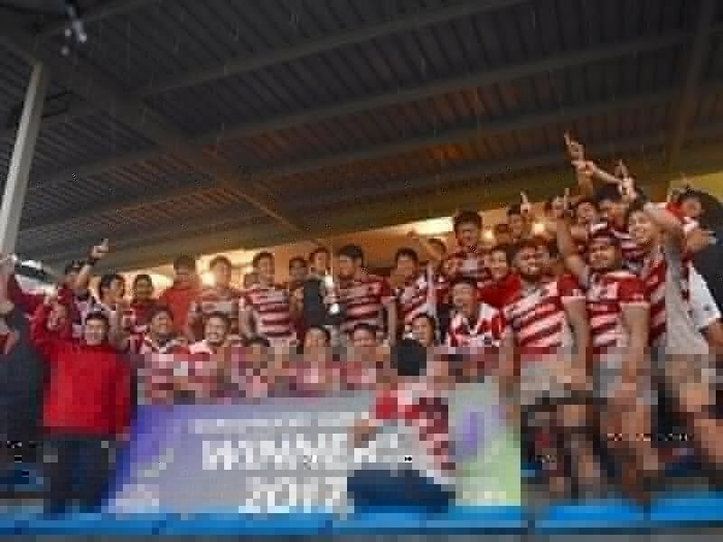 Japan Win Trophy in Weather-lashed Montevideo