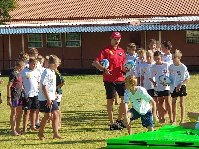 Golden Lions Academy Launched
