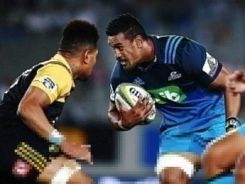 All Black Kaino in doubt for Lions tour