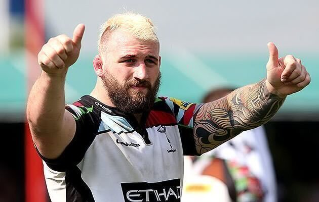 Marler takes over from Robshaw