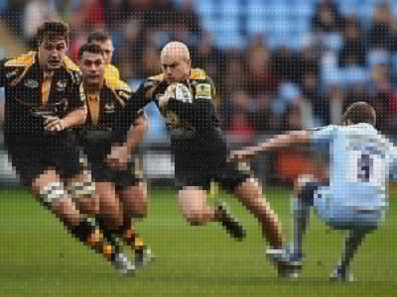Wasps and Gloucester swap No.9s