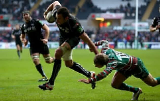 Tigers draw spells end for Ospreys