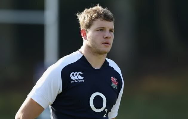 Launchbury in line for Test debut