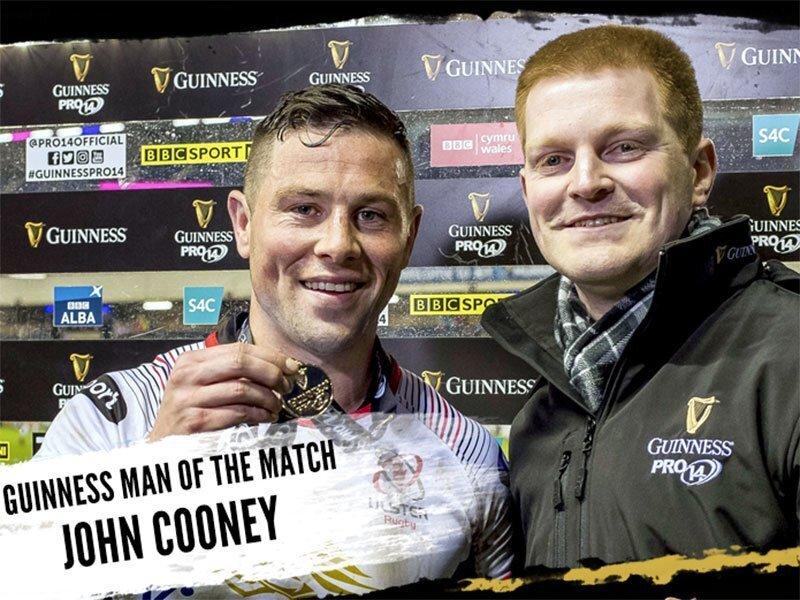 Ulster bag crucial win in Edinburgh
