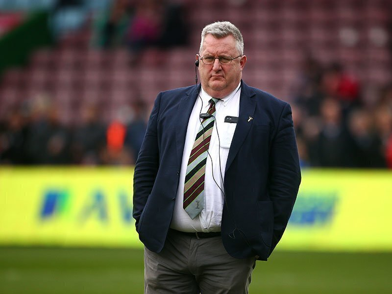 Harlequins boss to fall on his sword