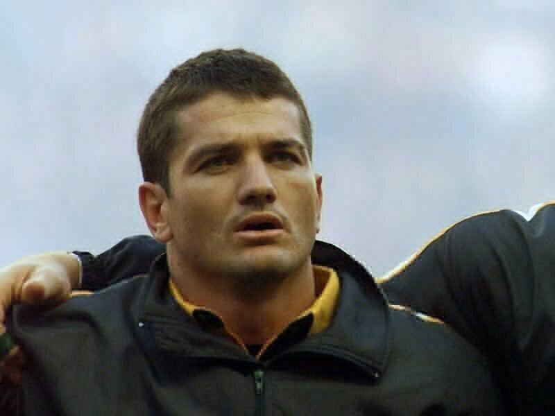 Wallabies, All Blacks hail Van der Westhuizen
