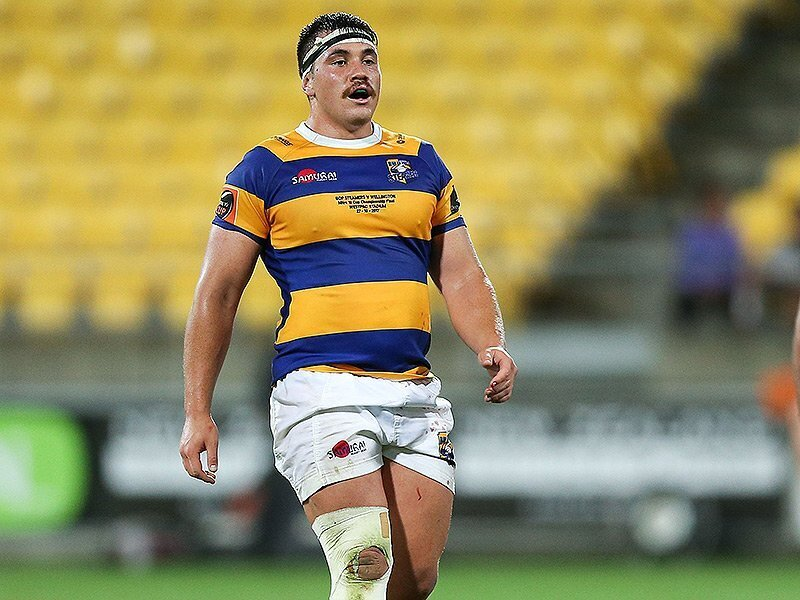 New Zealand-based Samoan prop signs with Edinburgh