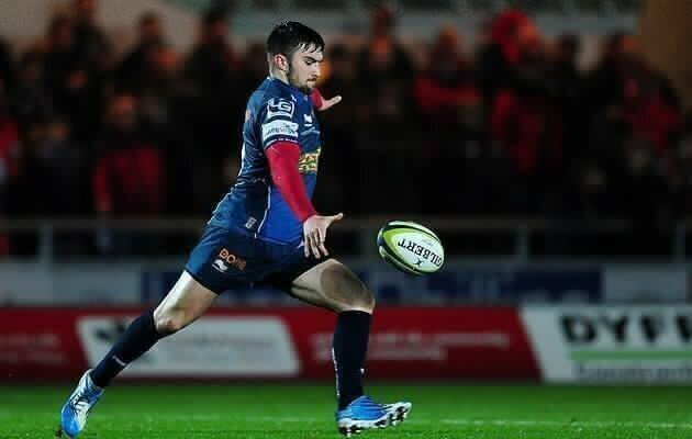 Williams joins the Dragons