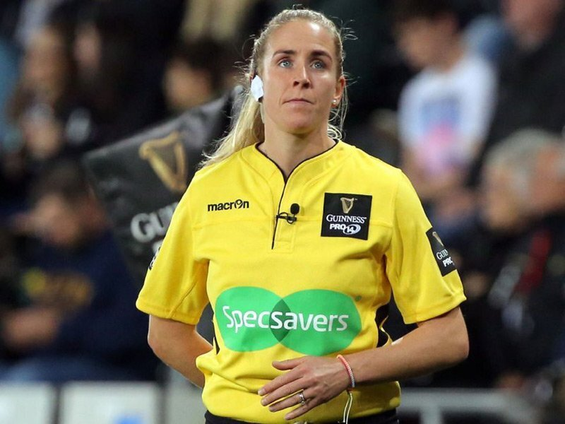 Referees for Sevens World Cups