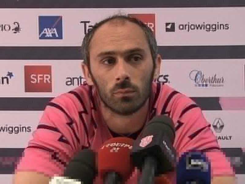 Dupuy, Azam complete Stade Francais coaching staff