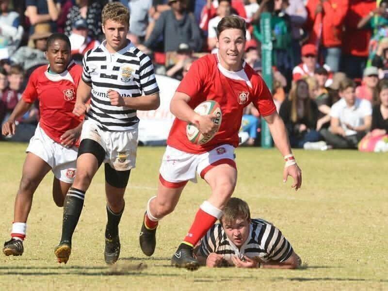 Jeppe go up to Houghton