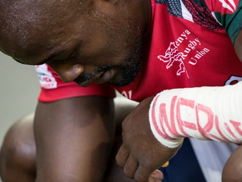 Kenyan sevens duo charged with gang rape