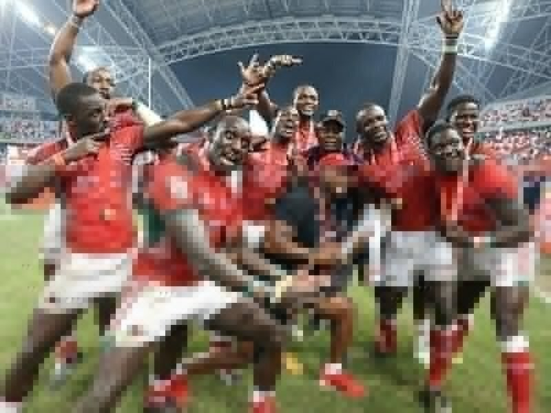 Kenya players strike