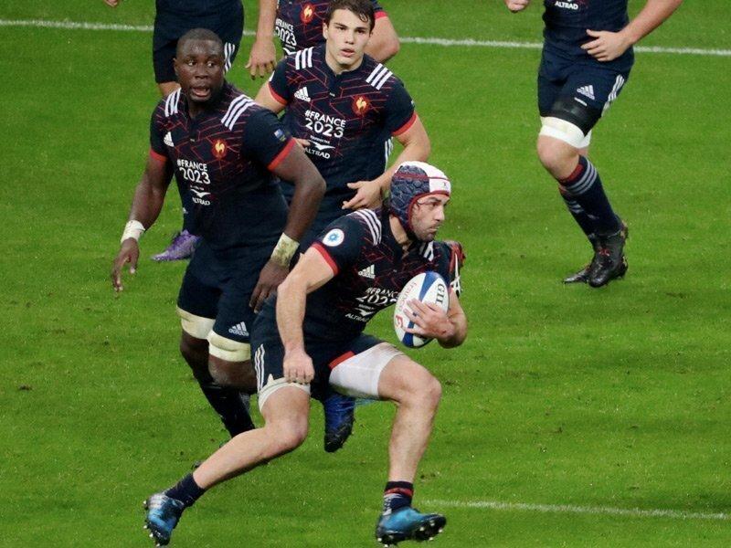 France flank could miss Boks Test
