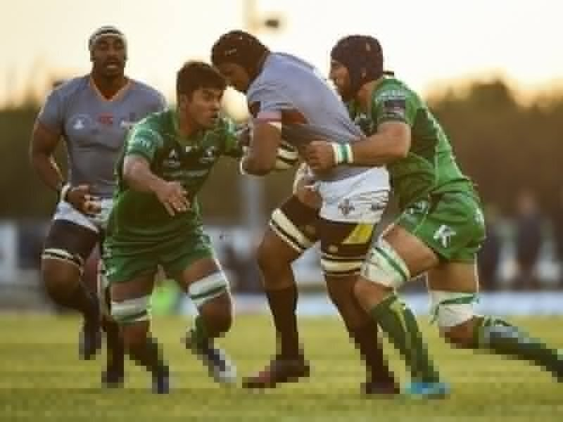 Connacht serve Kings with a cold defeat