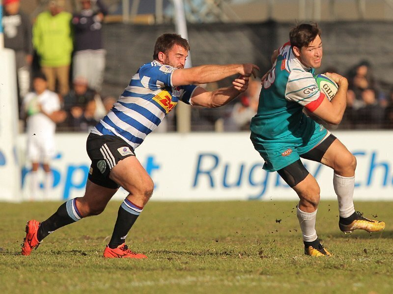 Former Lions wing gets Griquas start