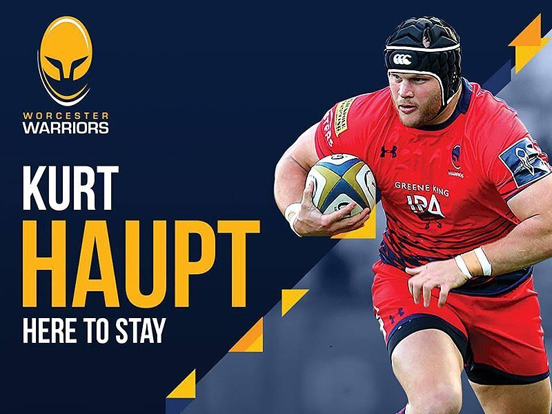 SA hooker extends stay at Sixways