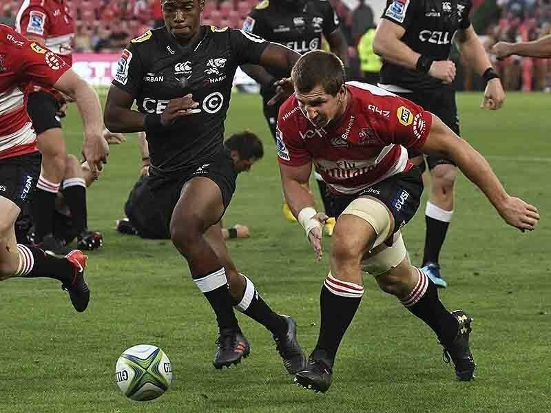 Kwagga picks Lions over the BlitzBoks