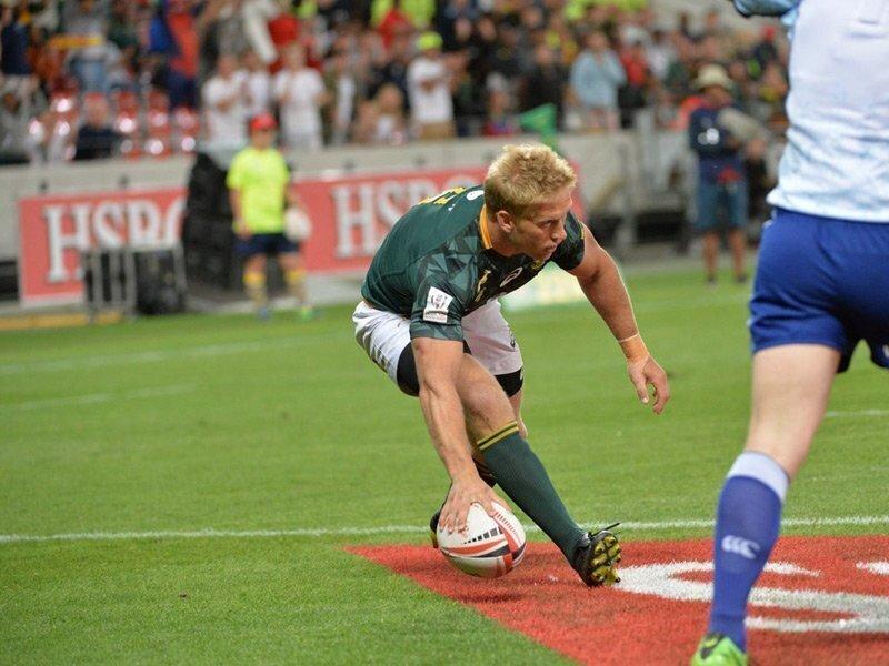 Cape Town Sevens: Blitzboks meet Fiji in quarters