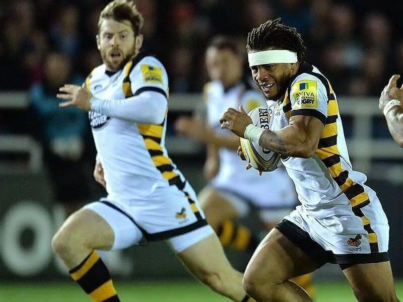 Wasps' Eastmond gets six-week ban