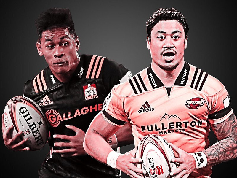 Who will be the next All Blacks bolter?