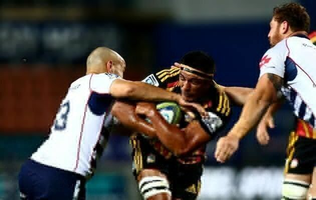 Chiefs hold off plucky Rebels